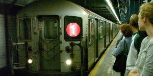 NYC los pasajeros del metro están expuestos a un ruido tan fuerte como un motor de jet