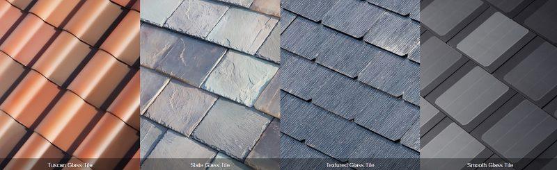 tesla-techos-solares-tipos