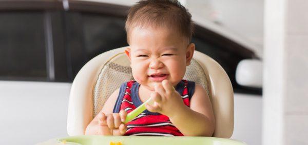 arsénico en alimentos para bebés