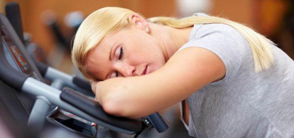 Dormir o Hacer ejercicio