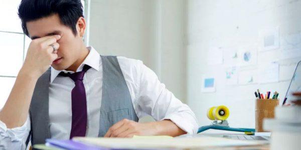noticia negativa en un trabajo