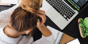 Estar cansado del viaje al trabajo podría estar afectando su salud