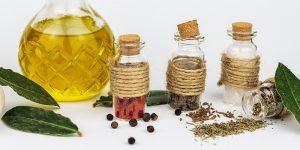 5 aceites saludables que siempre debemos usar en nuestra cocina