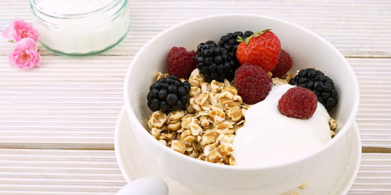 Beneficios Avena Cruda