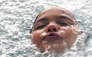 quemar calorias nadando