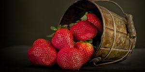 Fresas: Beneficios para la salud, Datos, Investigación
