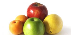 Comer frutas durante el embarazo puede hacer que su bebé sea más inteligente