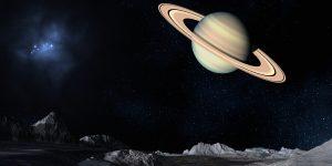 NASA: una de las lunas de Saturno podría soportar vida alienígena