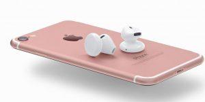 El iPhone 7 llevará auriculares inalámbricos: ¿Son los auriculares Bluetooth seguros?