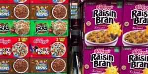 Kellogg's reducirá el azúcar más de un 40% en 3 cereales para niños