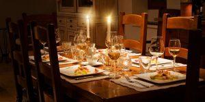 Consejos para la cena de Navidad: no hagas enfermar a tus invitados