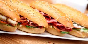 Científicos descubren la huella de carbono que deja tu sándwiches