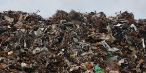 Así es el gigantesco «mar de basura» entre Honduras y Guatemala