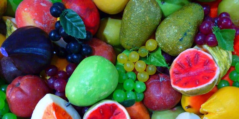 Frutas buenas y malas