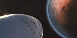 6 maneras en que nuestra salud sufriría en un viaje a Marte