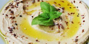 Hummus: algunos datos e información nutricional