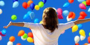 Una actitud positiva puede ser muy buena para la SALUD