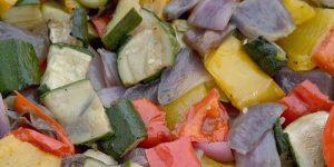 Verduras al horno, conoce sus beneficios