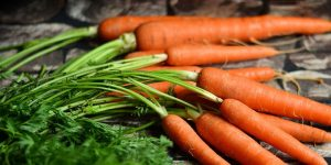 Beneficios de la zanahoria o el jugo de zanahorias