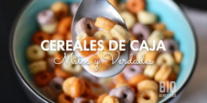 Los cereales de caja ¿son una buena opción para el desayuno?