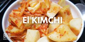 Los beneficios del Kimchi para nuestro organismo