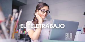 Teletrabajo Home office, consejos para hacerlo de forma saludable