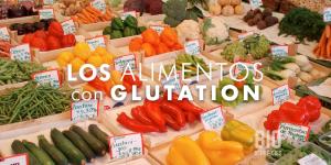 Alimentos con Glutation, la llave de la juventud en nuestras manos