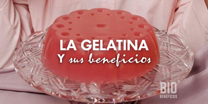 la gelatina