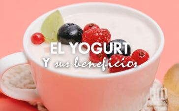 el yogurt y tu salud