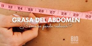 Como reducir la grasa del abdomen con alimentación