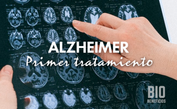 primer tratamiento contra el alzheimer